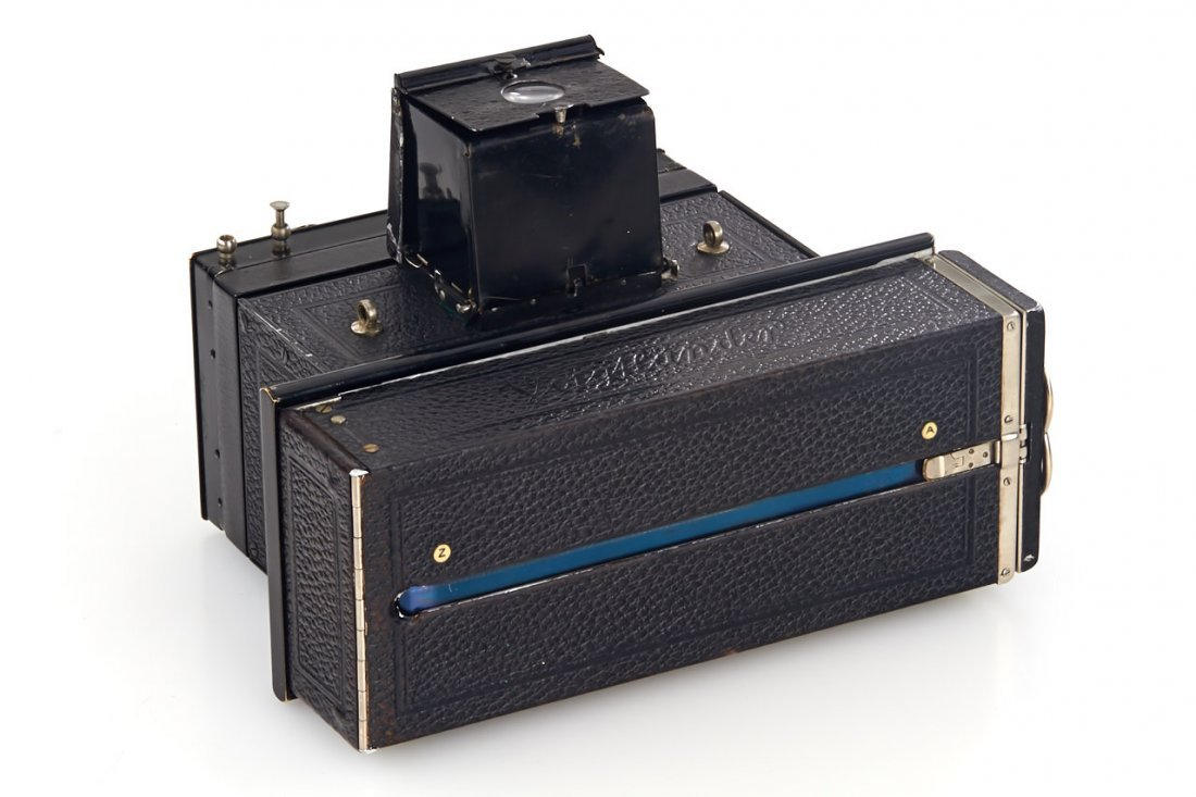 Voigtländer Stereflektoskop 6x13cm, c.1925, no. 74782 - 3