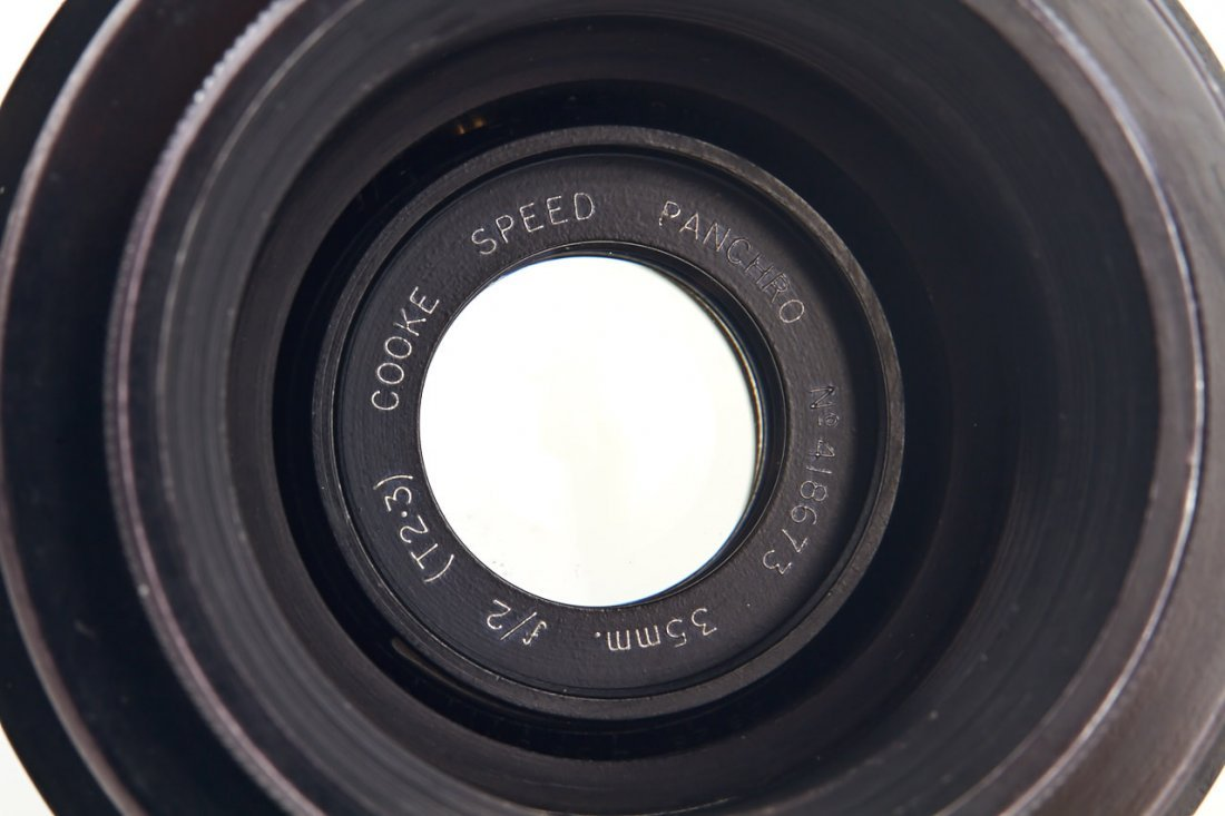 Taylor Hobson Cooke Speed Panchro 2/35mm, c.1955, no. - 4