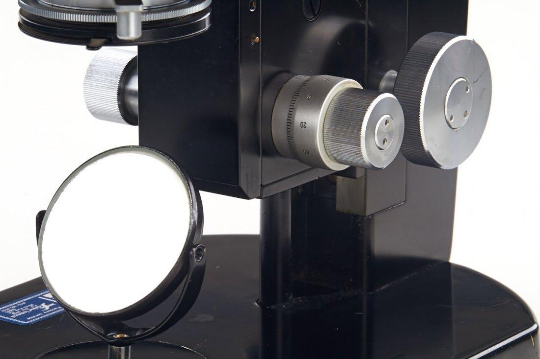 Nikon Model S Binocular Microscope, c.1970, no. 84761 - 4