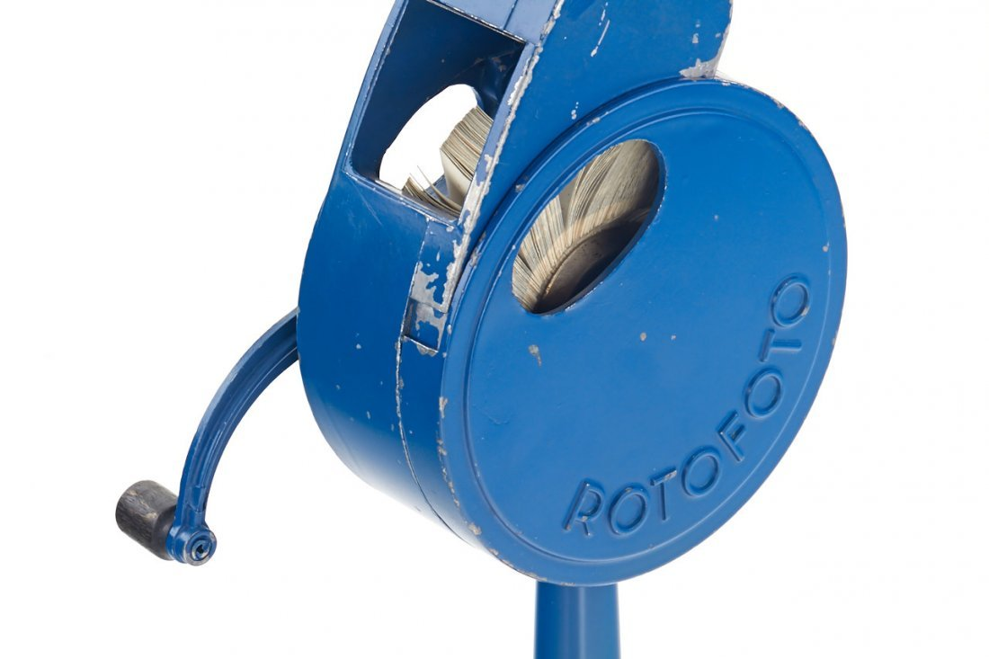 Rotofoto Mutoscope, c.1920 - 3