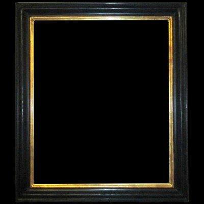 Italy XVIIIth century Set of three wooden frames