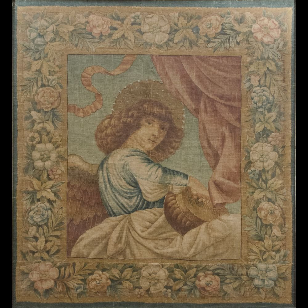 Italy, 19th century - Tapestry on canvas
