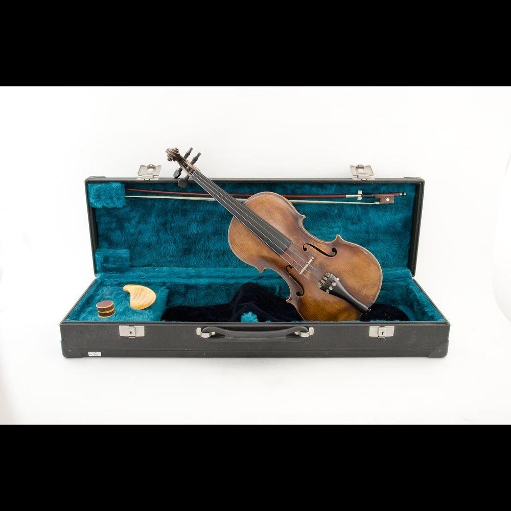 Northern Europe violin , early twentieth c.