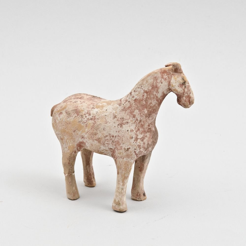 CHINA, TANG Dynasty - Little standing horse