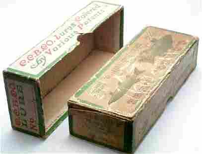 Creek Chub Box only