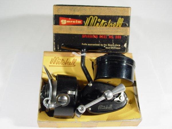 11: Mitchell 300 Reel w/t Box