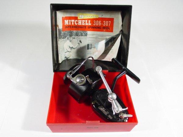 14: Garcia Mitchell 300 Reel w/t Box