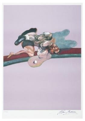 FRANCIS BACON Triptych in Memory of George Dyer 1975