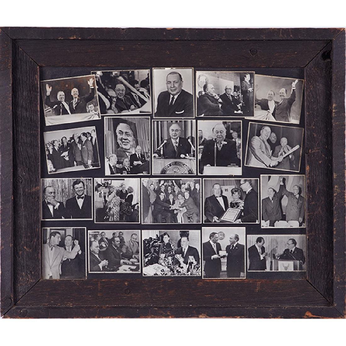Political Photography, vintage pictures of Mayor Daley,
