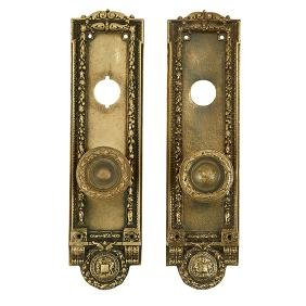Architectural Hardware of Chicago Interest, Cook County