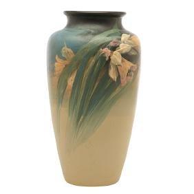 The Weller Pottery Company, Daffodil vase, Zanesville,