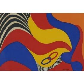 Alexander Calder, (American, 1898-1976), South America