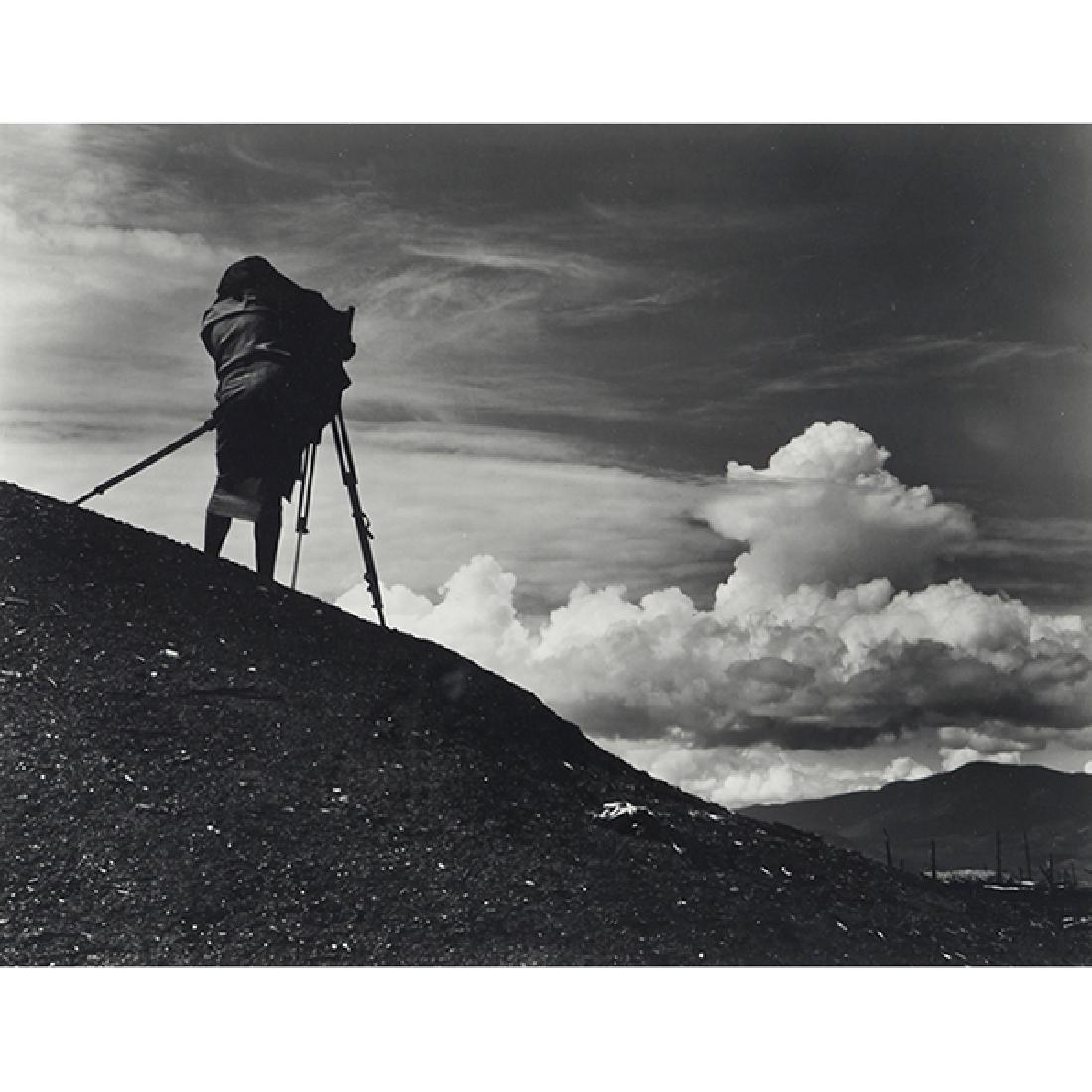 Willard Van Dyke, (American, 1906-1986), Sonya