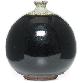 Peter Voulkos (1924-2002), vase, California, 1950s,