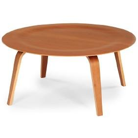 Charles & Ray Eames CTW, cherry, oval tag
