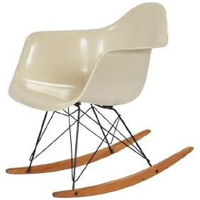 Charles & Ray Eames RAR, Herman Miller, dated 1957