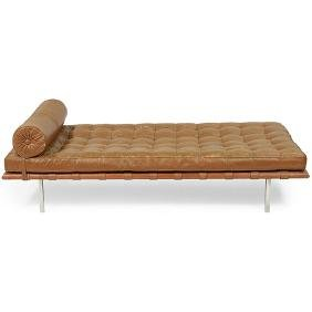 Ludwig Mies van der Rohe Barcelona daybed Knoll