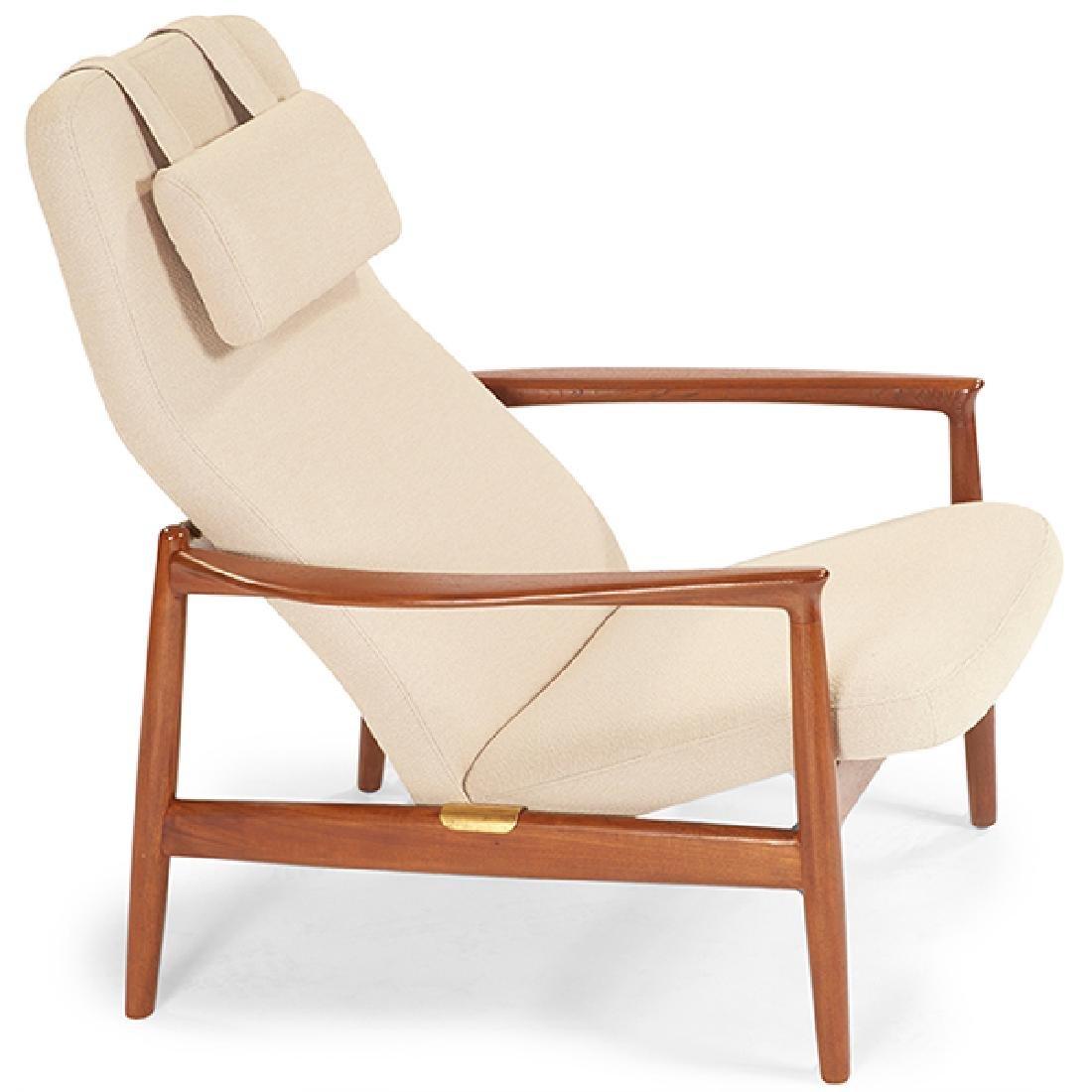 Folke Ohlsson (1919-2003) for Dux, lounge chair