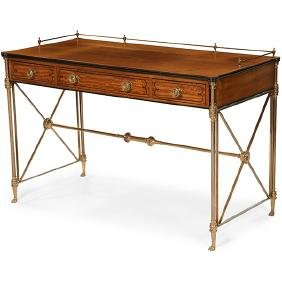 Kittinger, Campaign desk, Buffalo, NY, USA, 1960s,
