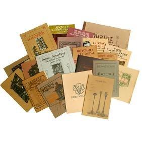 Various Authors, twenty books, pertaining to Arts &