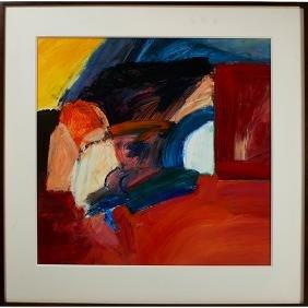 Albert Smith, (American, b. 1929), Untitled, 1988,