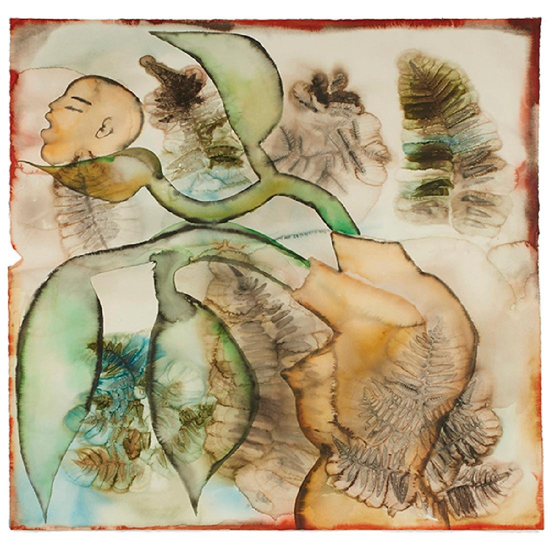 Francesco Clemente, (Italian, b. 1952), To Be Titled,