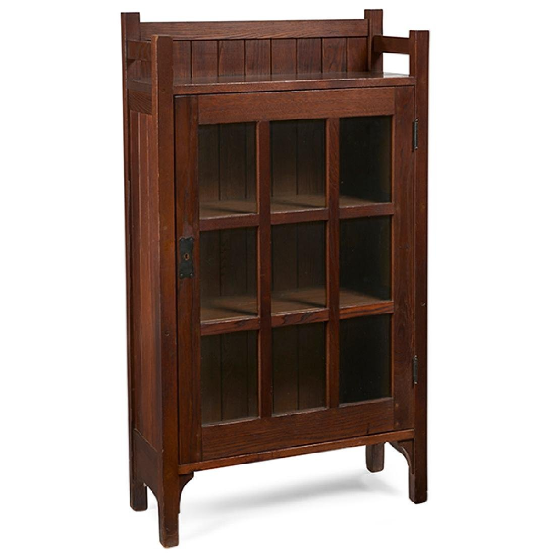 L & JG Stickley from The Onondaga Shops bookcase, #318