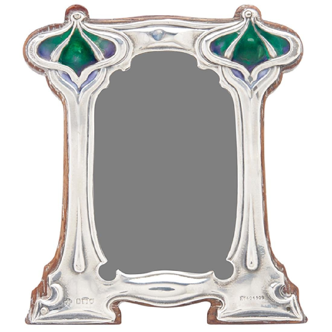 "William Hutton & Sons picture frame 4""w x 4.5""h"