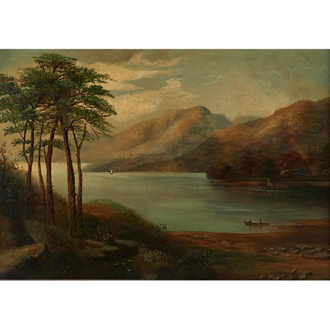 Artist Unknown , (American, 20th century), Hudson River