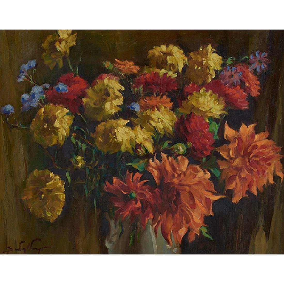 Sandor Vago, (American/Hungarian, 1887-1946), Still