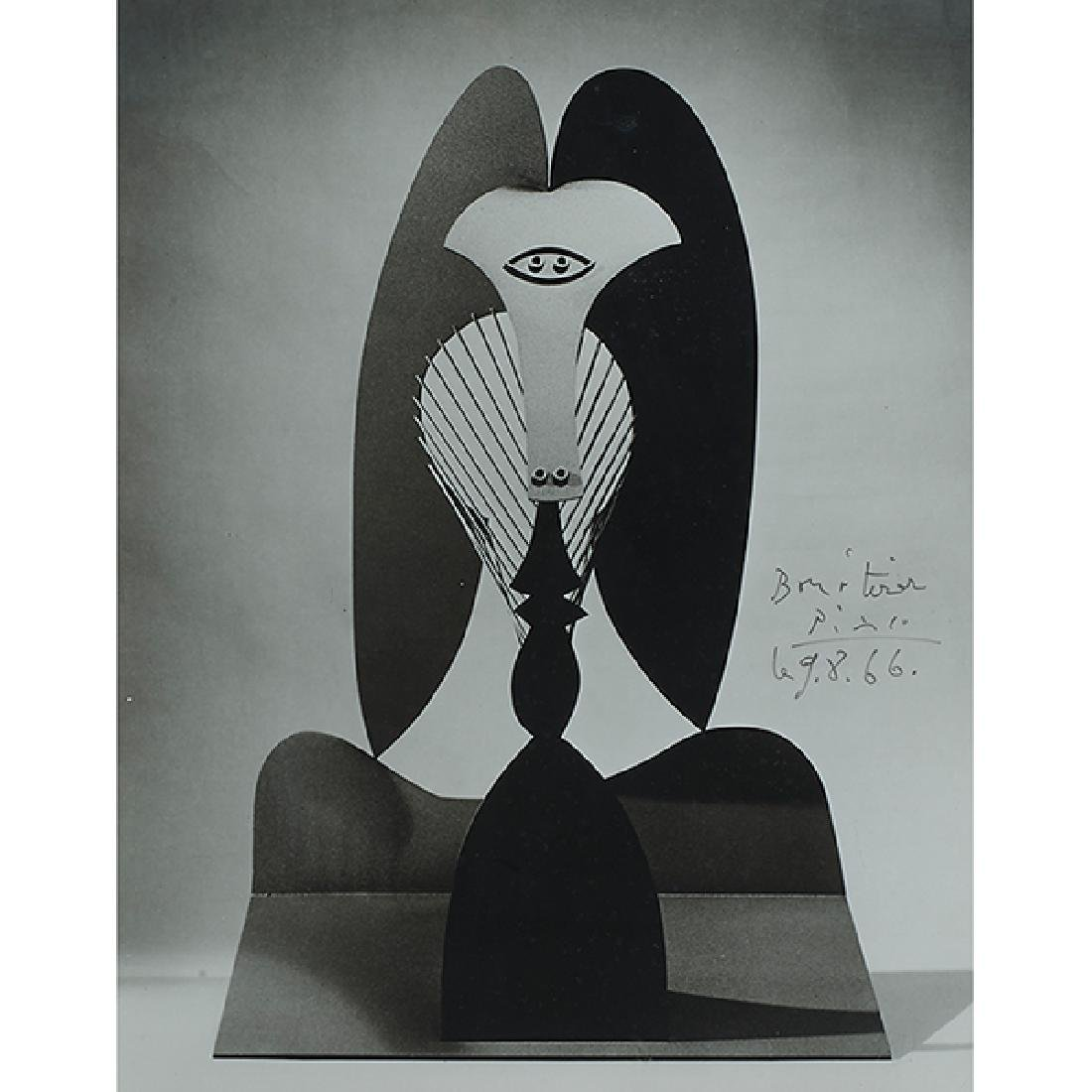 The Chicago Picasso Maquette, reproduction of vintage
