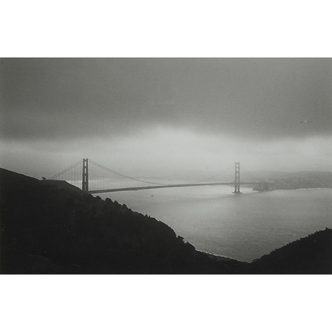 James F. Danis, (American, 20th century), Golden Gate