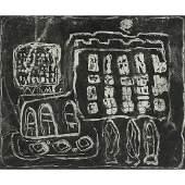Louise Nevelson, (American, 1899-1988), Circus Wagon,