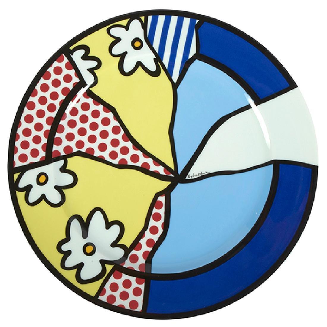 Roy Lichtenstein, (American, 1923-1997),