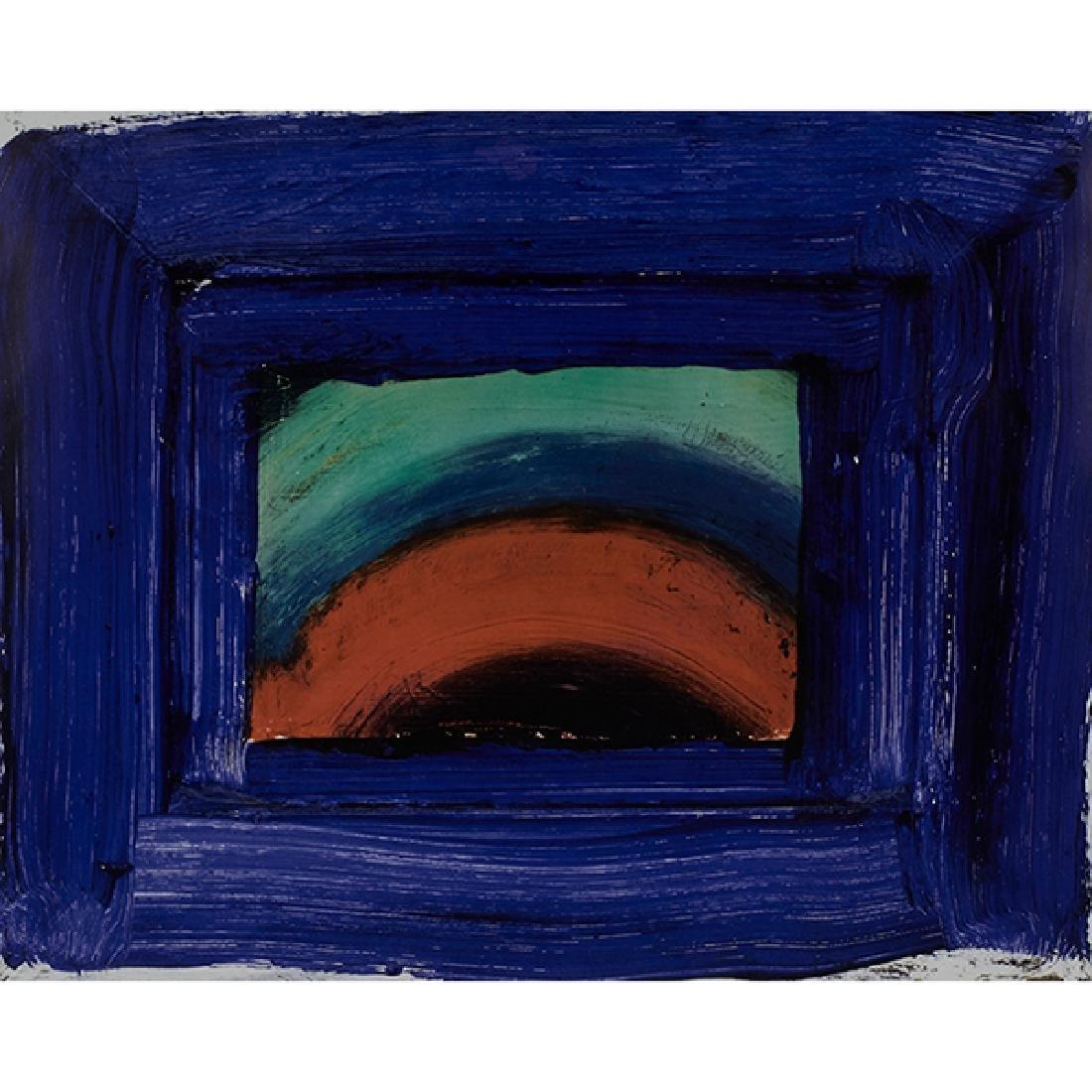 Howard Hodgkin, (British, 1932-2017), Venetian Glass,