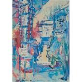 LeRoy Neiman, (American, 1921-2012), Printing