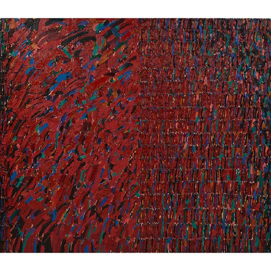 Sarah Krepp, (American, 20th century), Untitled,