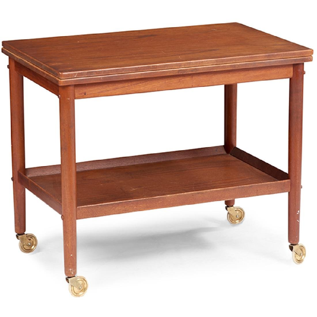 Grete Jalk (1920-2006) for France & Sons bar cart