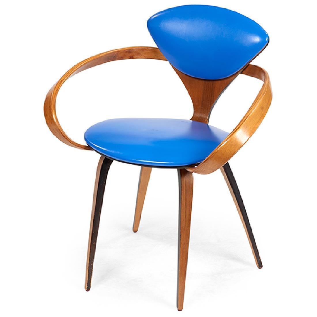 Norman Cherner (1920-1987) for Plycraft, Inc. armchair