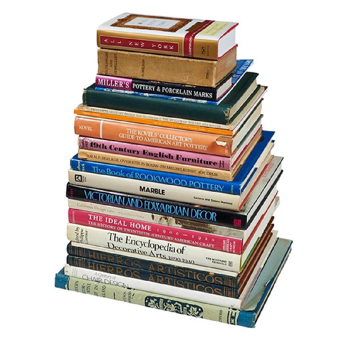 Various Authors, pertaining to decorative arts,