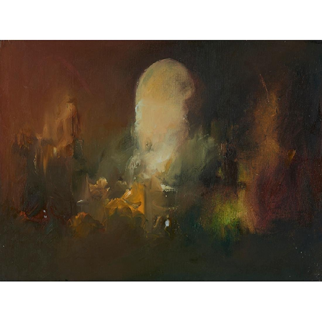 Paul Kenny, (Irish, b. 1960), Altar Piece, St. Marks