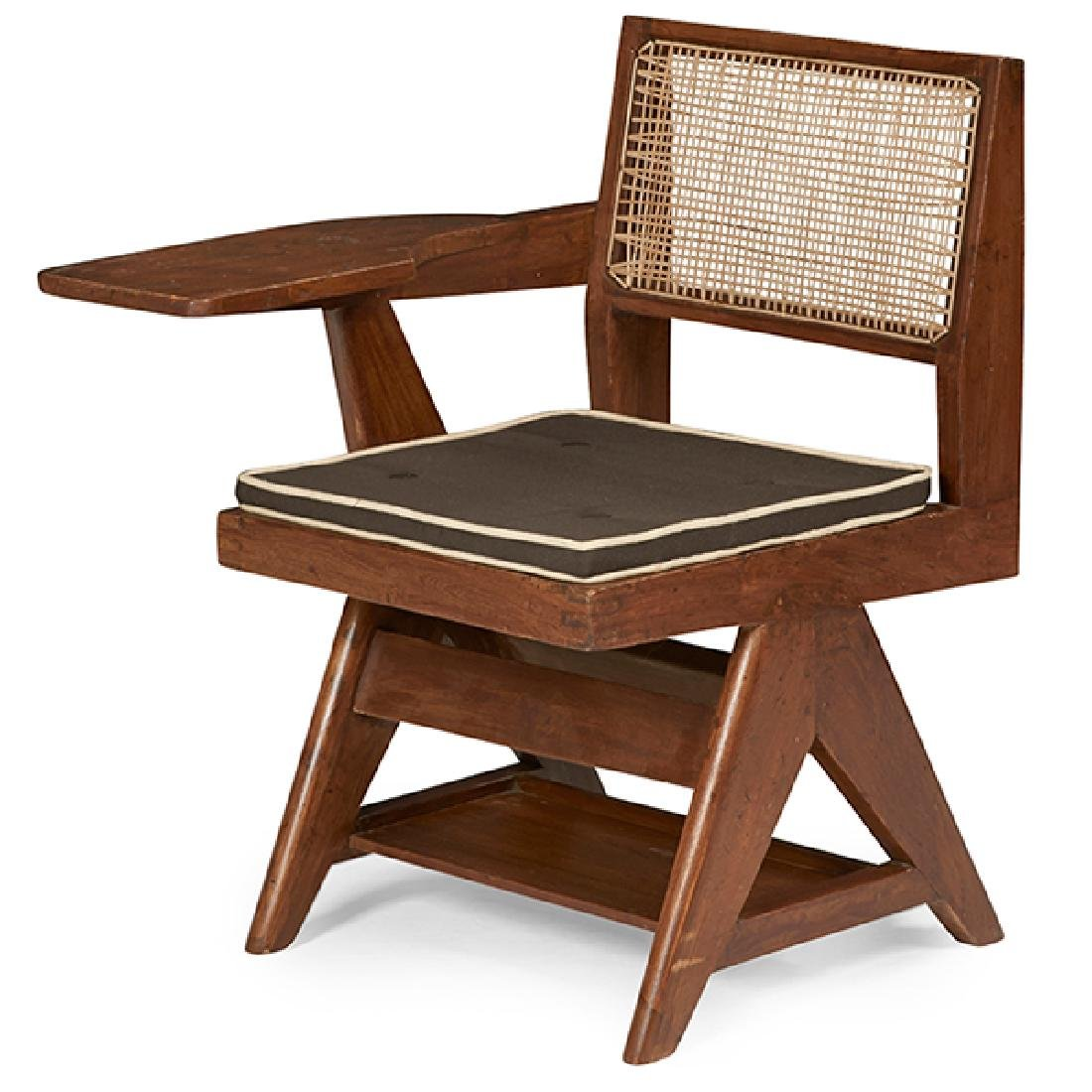 Pierre Jeanneret (1896-1967) Writing Chair, model