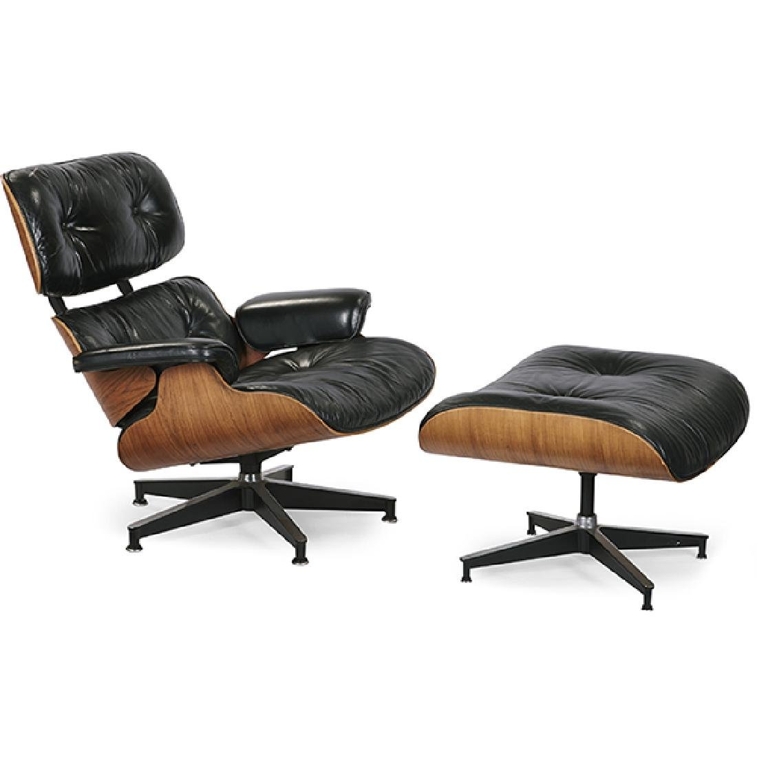 Charles & Ray Eames for Herman Miller 670/671 rosewood