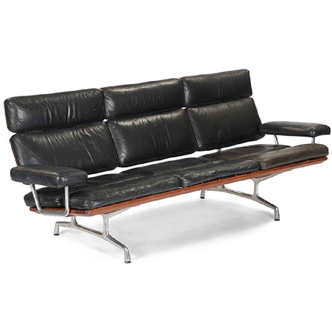Charles & Ray Eames Sofa Model 3473 for Herman Miller