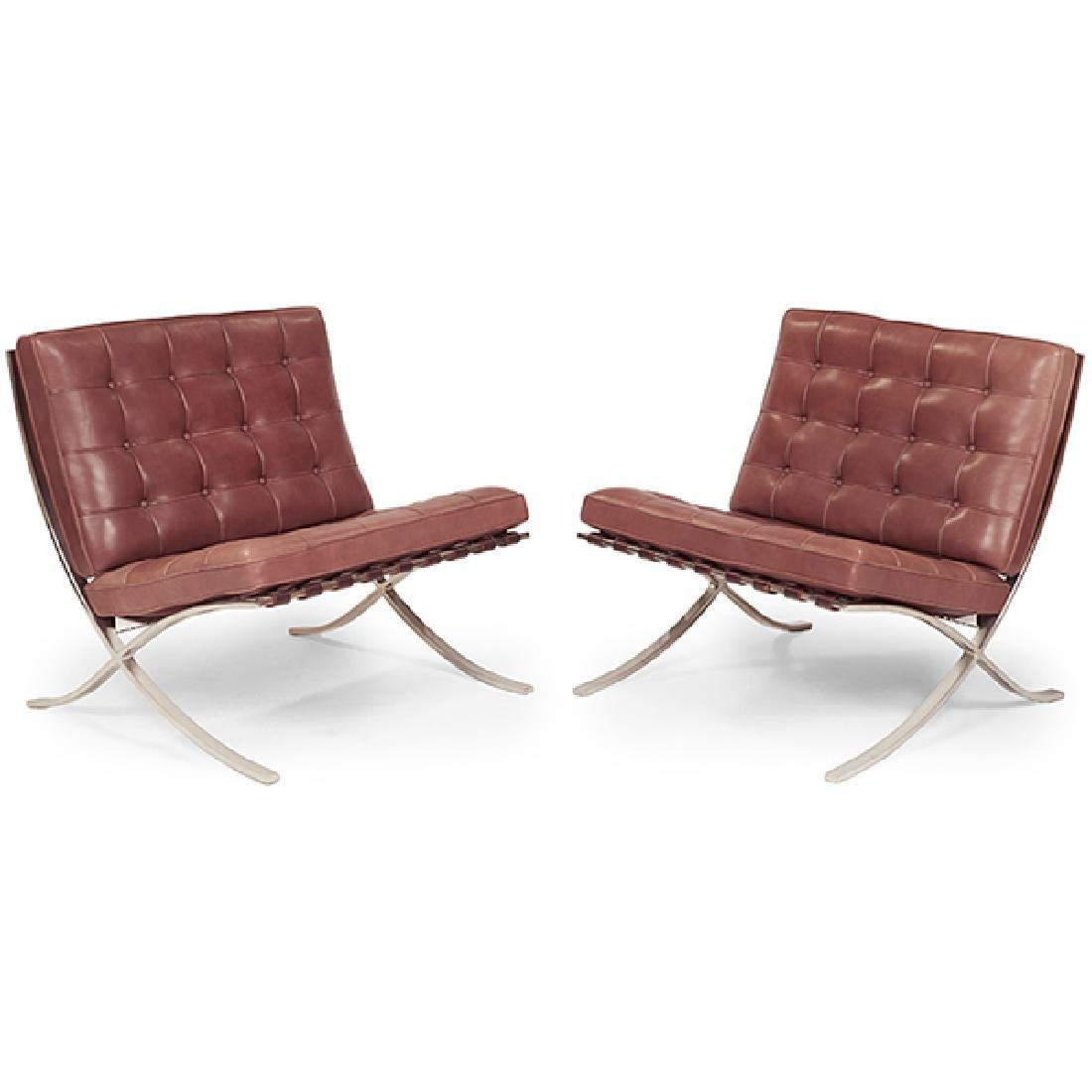 Mies van der Rohe (1886-1969) for Knoll International