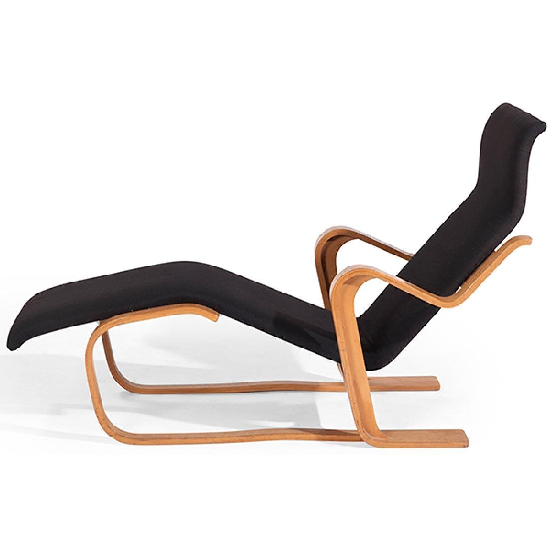 Marcel Breuer (1902-1981) for Knoll chaise lounge