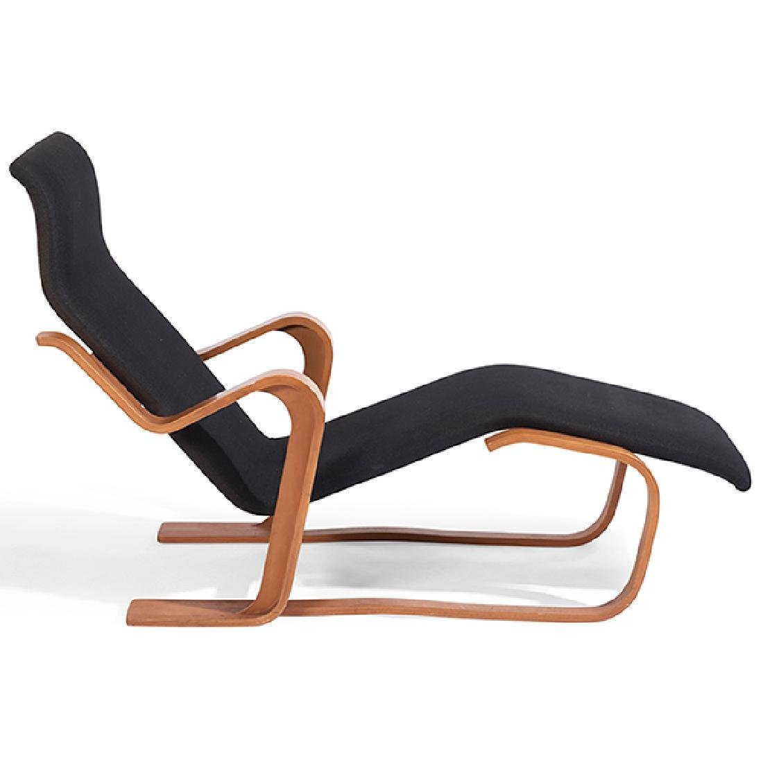 Marcel Breuer (1908-1981) for Knoll chaise lounge