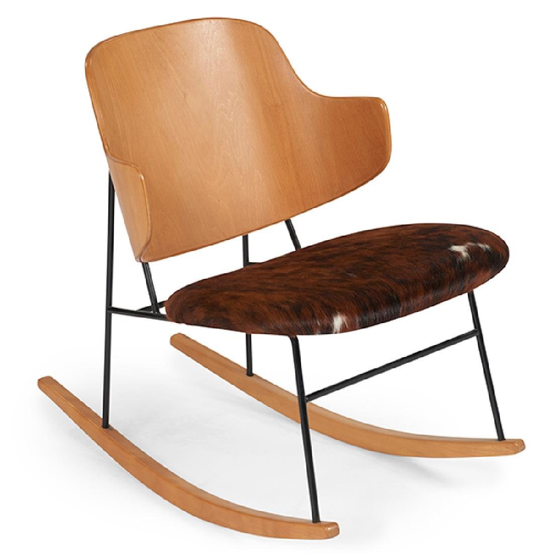 Ib Kofod-Larsen (1921-2003) Penguin rocking chair