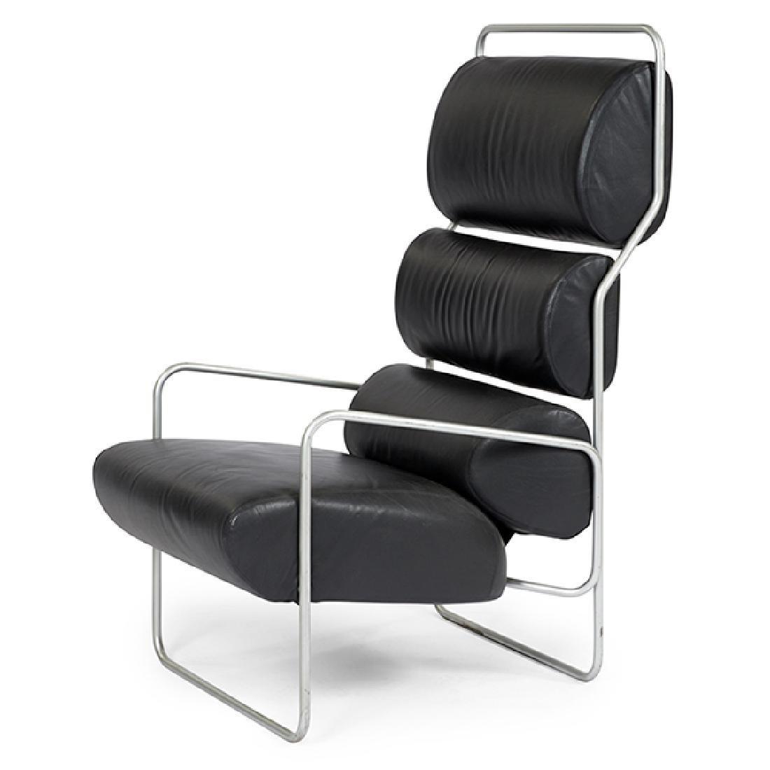 Achille Castiglioni for Tacchini Sancarlo lounge chair