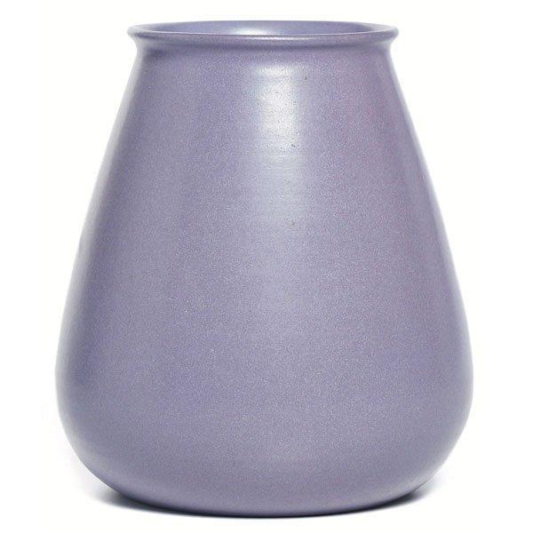 20: Marblehead vase, bulbous form